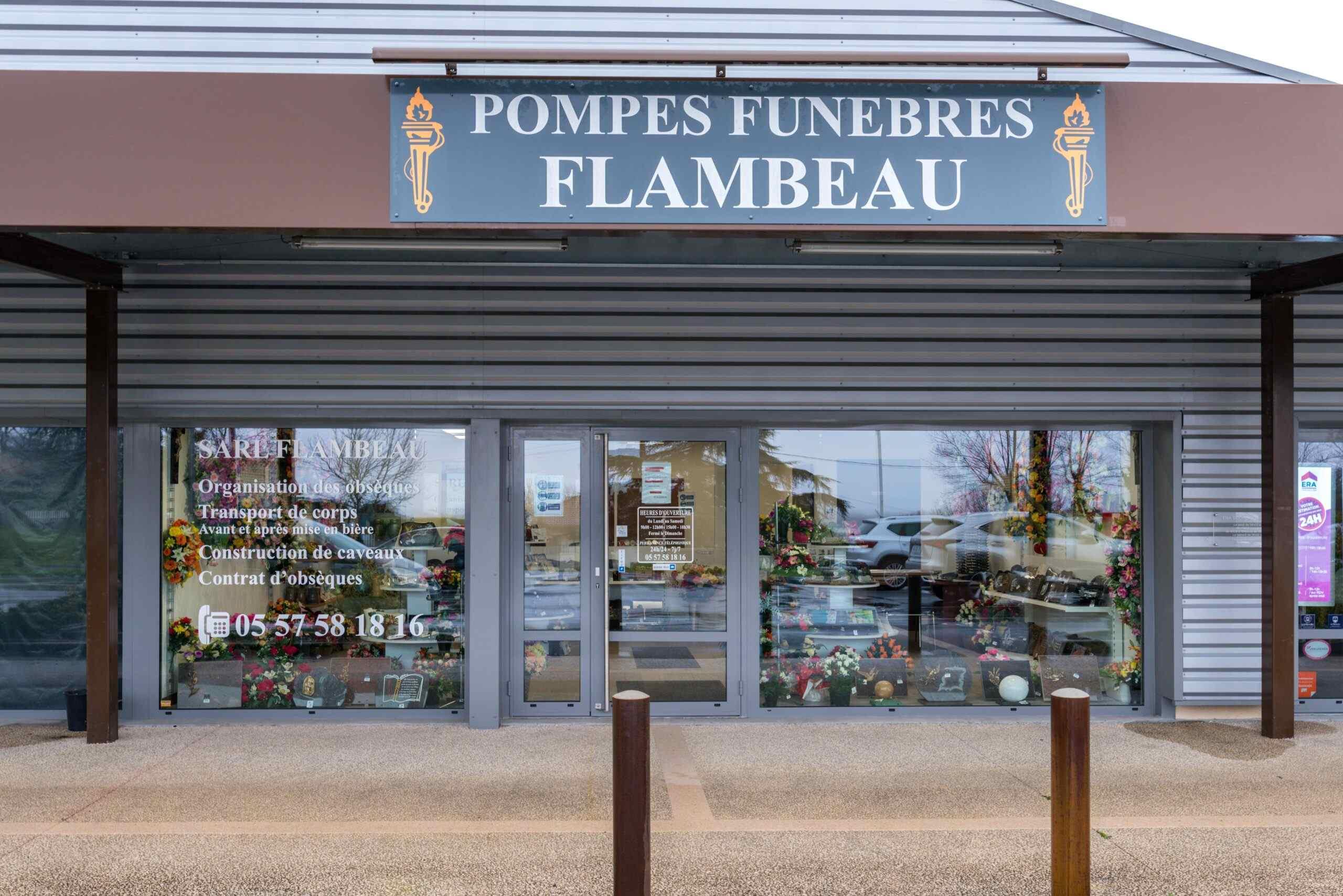 Photo de Pompes Funèbres Flambeau